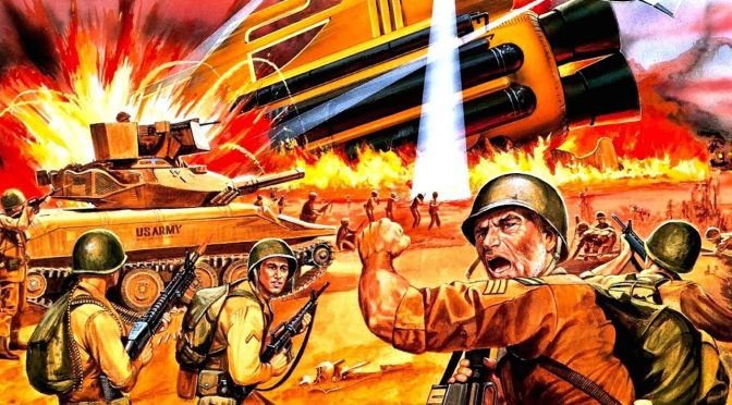 SOLD OUT: ZONE TROOPERS (1985) – 27th July, The Wardrobe Theatre