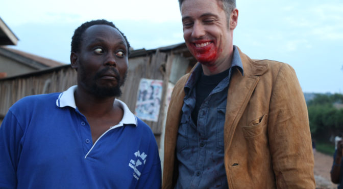 EXCLUSIVE INTERVIEW: Director Isaac Nabwana and producer Alan Hofmanis of Wakaliwood