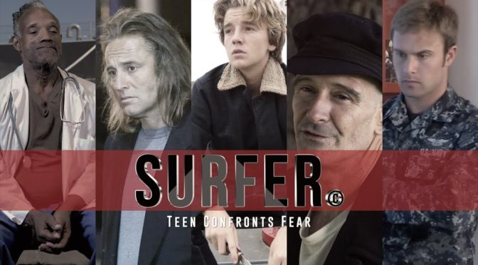 INTERVIEW: Douglas Burke, Director/Star of Surfer: Teen Confronts Fear