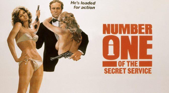 CANCELLED: NO. 1 OF THE SECRET SERVICE (1977) – 16th April