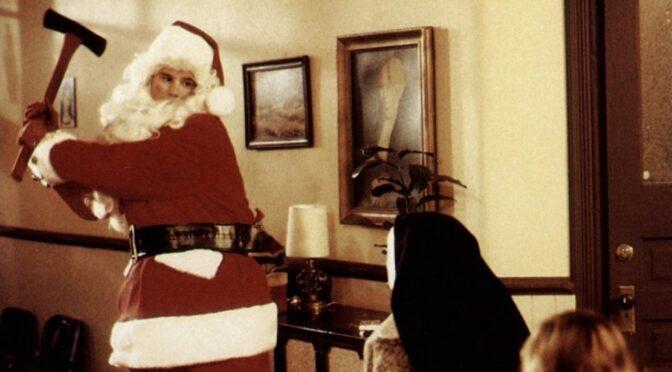 SILENT NIGHT, DEADLY NIGHT (1984) – 23rd December, Bristol Improv Theatre